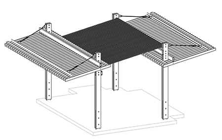 Custom Shelter Drawing