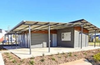 Australian Open Space Structures - Landmark Products